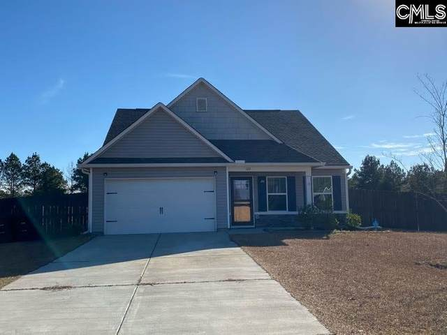 122 Colony Drive, Camden, SC 29020 (MLS #508193) :: The Olivia Cooley Group at Keller Williams Realty