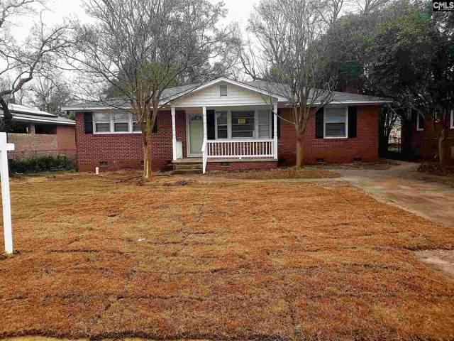 2312 Camelia Street, Cayce, SC 29033 (MLS #508279) :: Loveless & Yarborough Real Estate