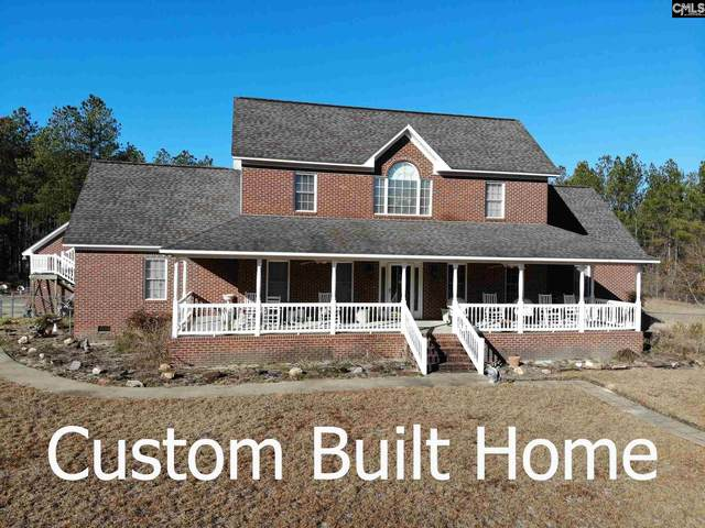 1635 Old Georgetown Road, Cassatt, SC 29032 (MLS #508439) :: EXIT Real Estate Consultants