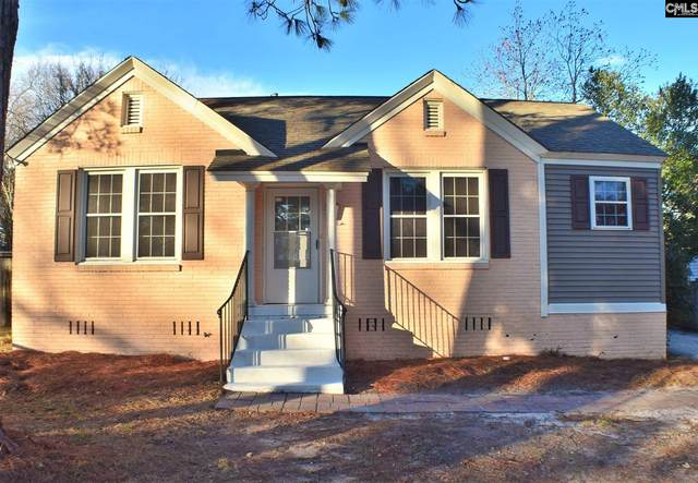 607 Muller Avenue, Columbia, SC 29203 (MLS #508557) :: EXIT Real Estate Consultants
