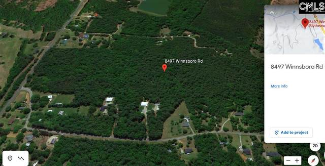 8497 Winnsboro Road, Blythewood, SC 29016 (MLS #508627) :: EXIT Real Estate Consultants