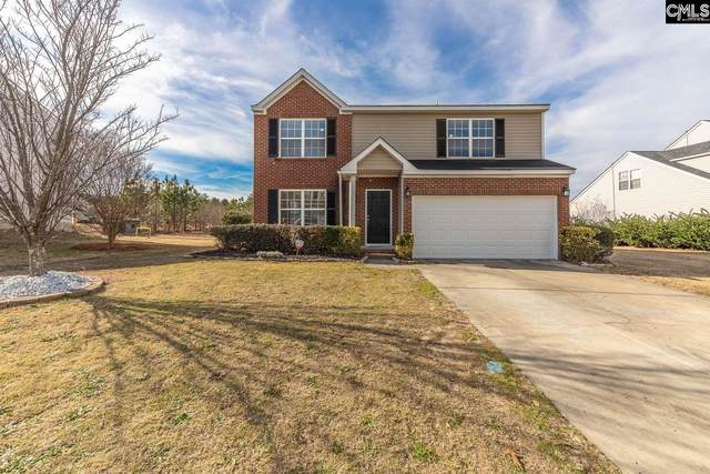 127 Shawnmoor Ln, Gaston, SC 29053 (MLS #508677) :: Loveless & Yarborough Real Estate