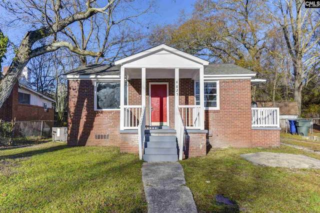 4825 Norman Street, Columbia, SC 29203 (MLS #508863) :: EXIT Real Estate Consultants