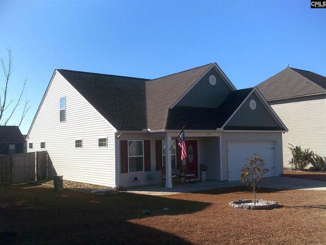 477 Walking Lane, Lexington, SC 29073 (MLS #509156) :: EXIT Real Estate Consultants