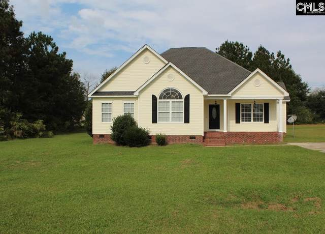 109 Lombardi Court, Orangeburg, SC 29118 (MLS #509302) :: The Latimore Group