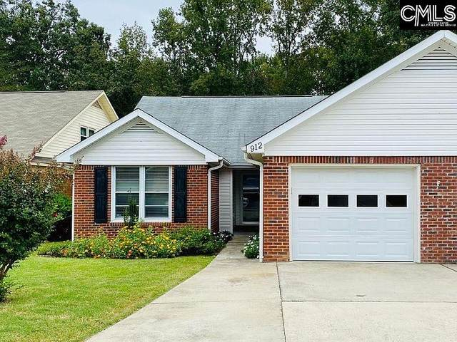 912 Mill Run Court, West Columbia, SC 29169 (MLS #509307) :: The Latimore Group