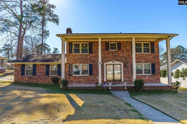 886 Pine Forest Trail, Columbia, SC 29210 (MLS #509457) :: EXIT Real Estate Consultants