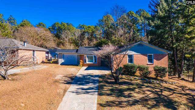 1554 Coolbreeze Drive, West Columbia, SC 29172 (MLS #509488) :: The Olivia Cooley Group at Keller Williams Realty