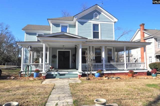 1617 Harrington Street, Newberry, SC 29108 (MLS #509515) :: EXIT Real Estate Consultants