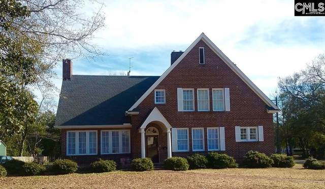 902 Ellis Avenue, Orangeburg, SC 29115 (MLS #509575) :: The Olivia Cooley Group at Keller Williams Realty