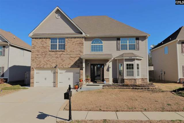 554 Kaymin Hill Court, Lexington, SC 29073 (MLS #509590) :: Metro Realty Group