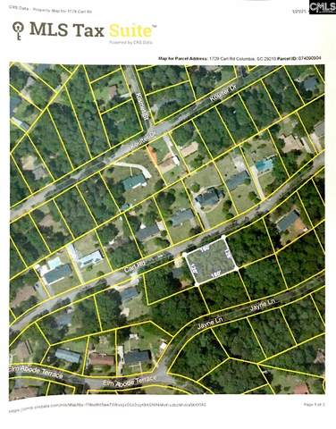 1729 Carl Road Lot 9, Columbia, SC 29210 (MLS #509596) :: Fabulous Aiken Homes