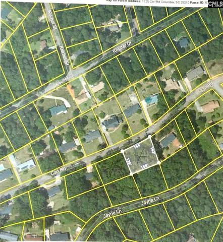 1725 Carl Road Lot# 10, Columbia, SC 29210 (MLS #509599) :: Fabulous Aiken Homes