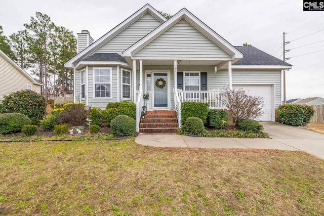 191 Savannah Hills Drive, Lexington, SC 29073 (MLS #509697) :: Fabulous Aiken Homes