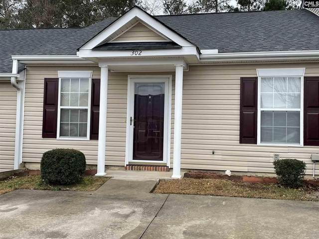 302 Elders Pond Circle, Columbia, SC 29229 (MLS #509711) :: The Olivia Cooley Group at Keller Williams Realty