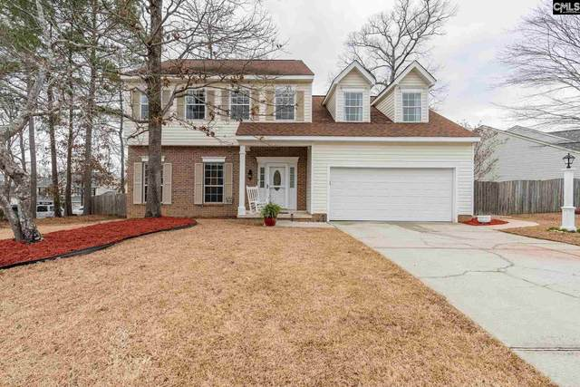 16 Oak Stand Ct, Irmo, SC 29063 (MLS #509736) :: The Olivia Cooley Group at Keller Williams Realty