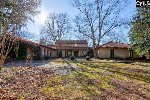70 Old Fort Trail, Dalzell, SC 29040 (MLS #509774) :: EXIT Real Estate Consultants