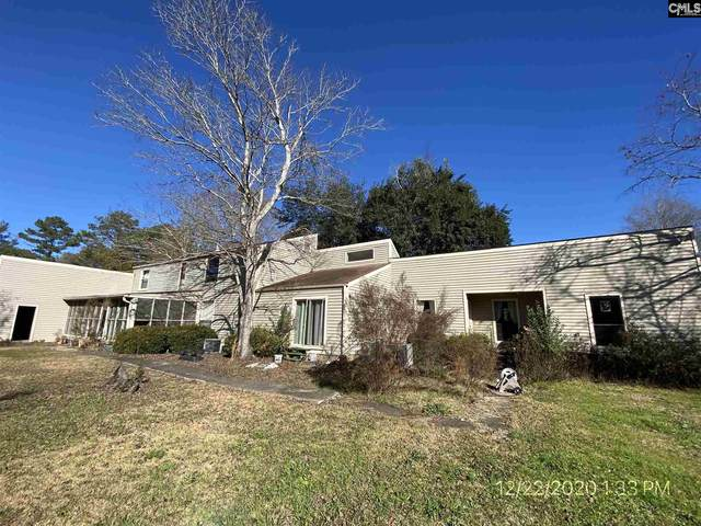 818 Motley Road, Hopkins, SC 29061 (MLS #509786) :: The Olivia Cooley Group at Keller Williams Realty