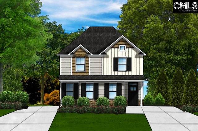 152 Silver Run Place, West Columbia, SC 29169 (MLS #509814) :: EXIT Real Estate Consultants