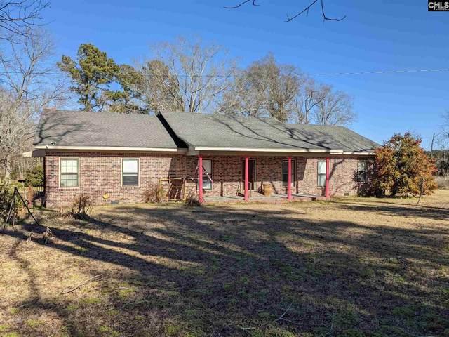 7681 Charleston Highway, Bowman, SC 29018 (MLS #509852) :: Loveless & Yarborough Real Estate