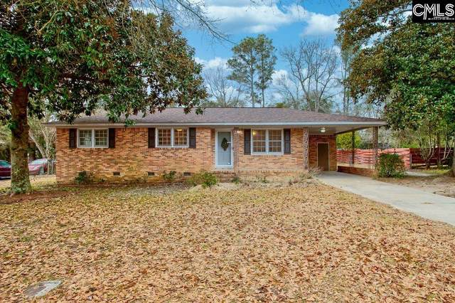 2115 Arrowwood Road, Camden, SC 29020 (MLS #509870) :: EXIT Real Estate Consultants