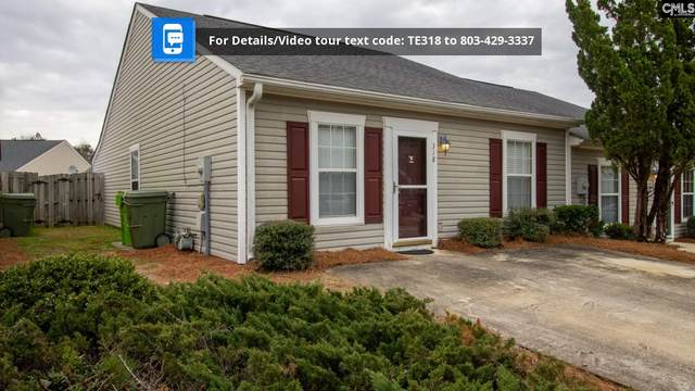 318 Twin Eagles Drive, Columbia, SC 29203 (MLS #509877) :: Fabulous Aiken Homes