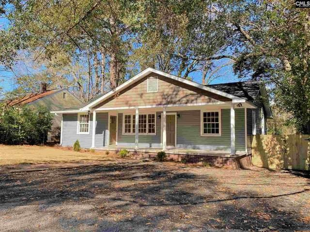 3847 Eureka Street, Columbia, SC 29205 (MLS #510595) :: EXIT Real Estate Consultants