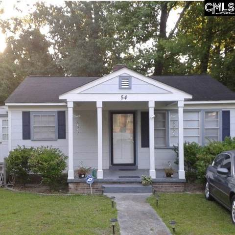 54 Ansley Court, Columbia, SC 29209 (MLS #510682) :: Home Advantage Realty, LLC