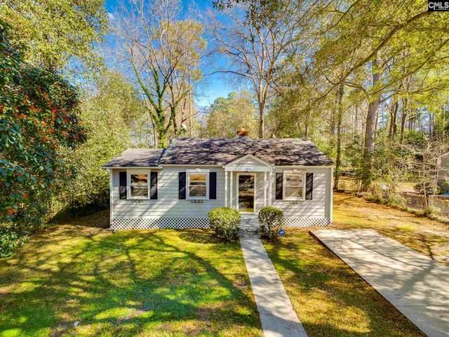 2854 Ashton Street, Columbia, SC 29204 (MLS #511474) :: Fabulous Aiken Homes