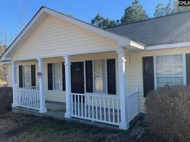 2736 Bellfield Road, Ridgeway, SC 29130 (MLS #511526) :: Fabulous Aiken Homes