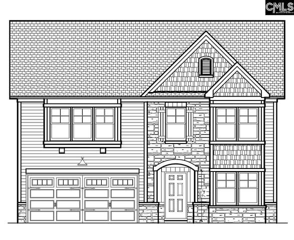 33 Mckenzie (Lot 12) Lane, Camden, SC 29020 (MLS #511771) :: The Olivia Cooley Group at Keller Williams Realty