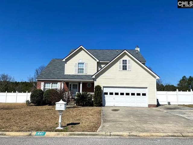 441 Ridgehill Drive, Lexington, SC 29072 (MLS #511820) :: The Shumpert Group
