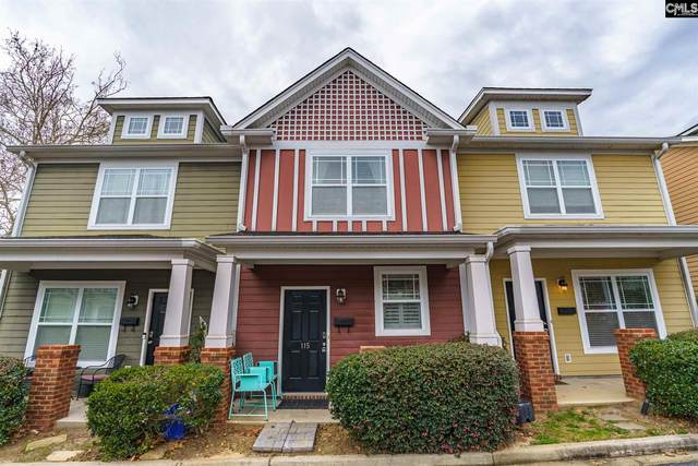 115 Arsenal Academy Place, Columbia, SC 29201 (MLS #511943) :: Gaymon Realty Group