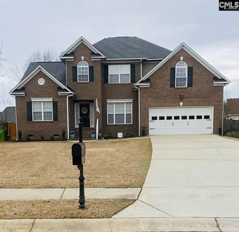 417 Hopestone Crossing, Irmo, SC 29063 (MLS #511947) :: Gaymon Realty Group