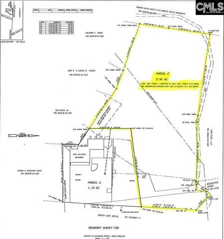 1605 North Lake Drive, Lexington, SC 29072 (MLS #511962) :: Home Advantage Realty, LLC