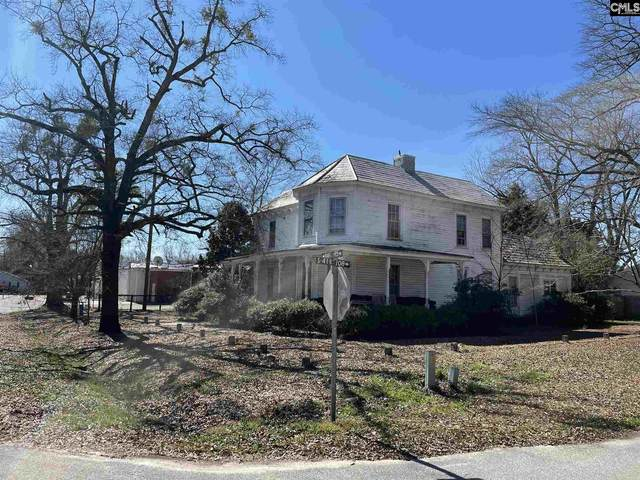 201 Merritt Avenue, Ridge Spring, SC 29129 (MLS #512212) :: Home Advantage Realty, LLC
