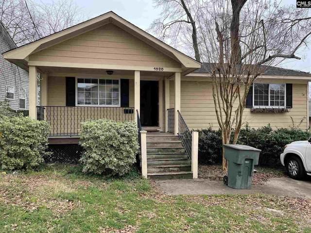 1020 Benton Street, Columbia, SC 29201 (MLS #512306) :: EXIT Real Estate Consultants