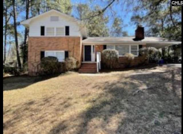 3168 Pine Belt, Columbia, SC 29204 (MLS #512390) :: EXIT Real Estate Consultants