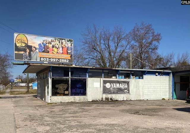 362 John C Calhoun Drive, Orangeburg, SC 29115 (MLS #512408) :: Metro Realty Group