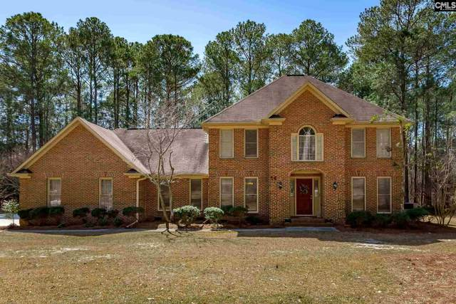14 Hunters Point Drive, Lugoff, SC 29078 (MLS #512488) :: EXIT Real Estate Consultants