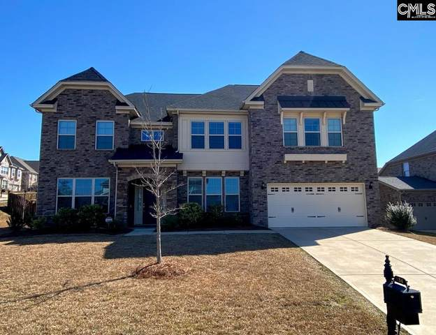534 Upper Trail, Blythewood, SC 29016 (MLS #512562) :: EXIT Real Estate Consultants