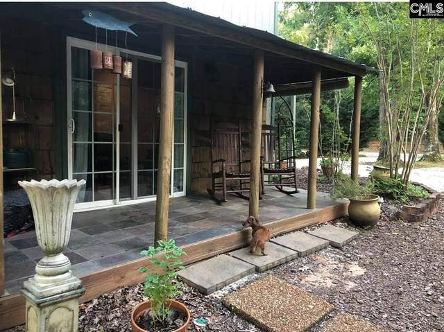 1866 Lake Road, Ridgeway, SC 29130 (MLS #512924) :: EXIT Real Estate Consultants