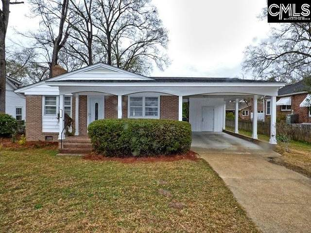520 Hampton Street, Camden, SC 29020 (MLS #513018) :: Fabulous Aiken Homes