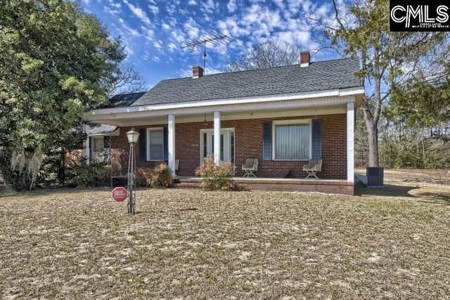 2067 Wire Road, Aiken, SC 29805 (MLS #513043) :: Loveless & Yarborough Real Estate
