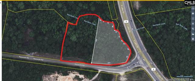 Nazareth Road, Lexington, SC 29073 (MLS #513133) :: EXIT Real Estate Consultants