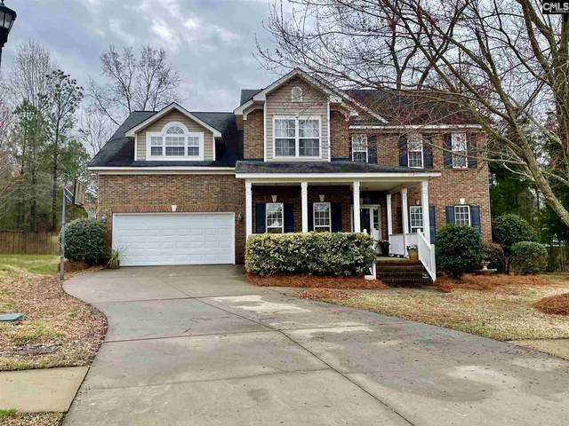 600 Sea Doo Drive, Chapin, SC 29036 (MLS #513163) :: EXIT Real Estate Consultants
