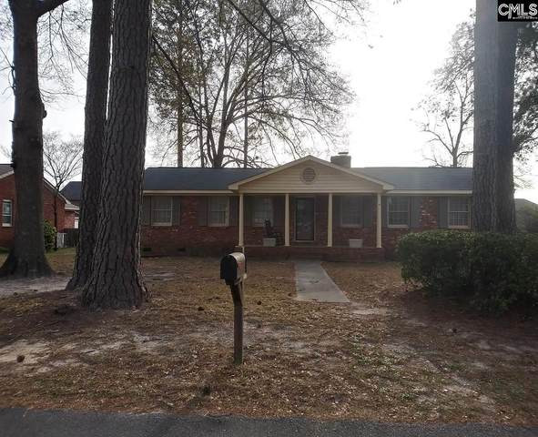 207 S Eden Drive, Cayce, SC 29033 (MLS #513408) :: The Olivia Cooley Group at Keller Williams Realty