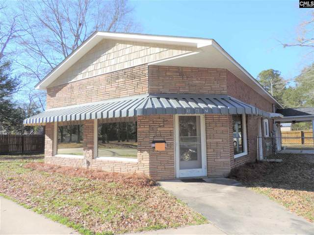 567 W Church Street, Batesburg, SC 29006 (MLS #513519) :: The Olivia Cooley Group at Keller Williams Realty