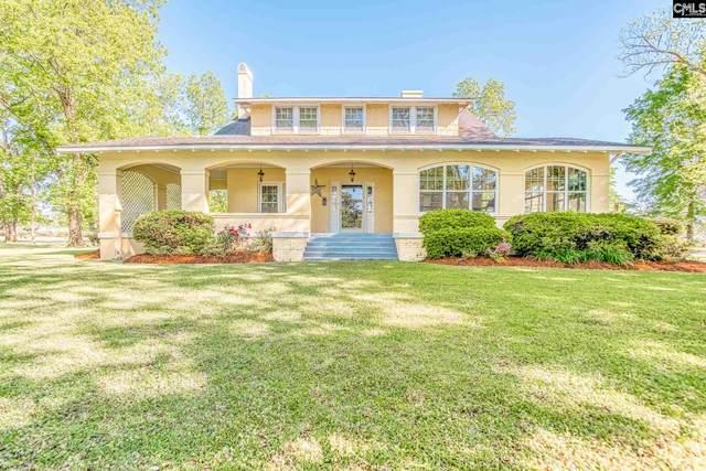 232 Boulware Road, Lugoff, SC 29078 (MLS #513834) :: Loveless & Yarborough Real Estate