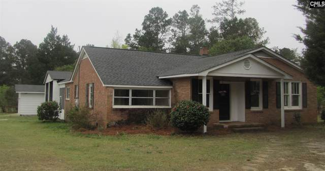945 Old Stagecoach Road, Camden, SC 29020 (MLS #514001) :: Home Advantage Realty, LLC